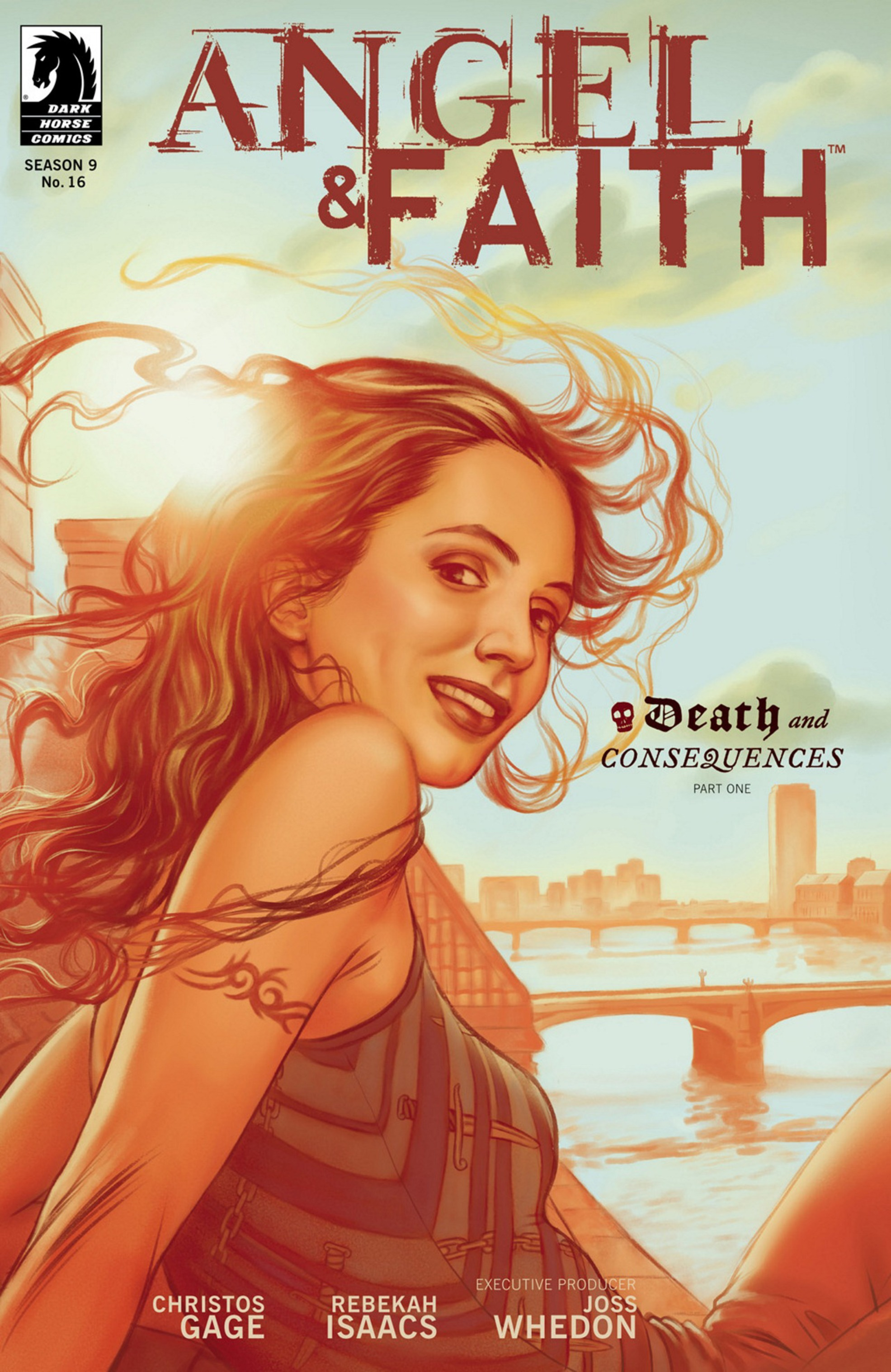 Read online Angel and Faith comic -  Issue #16 - 1