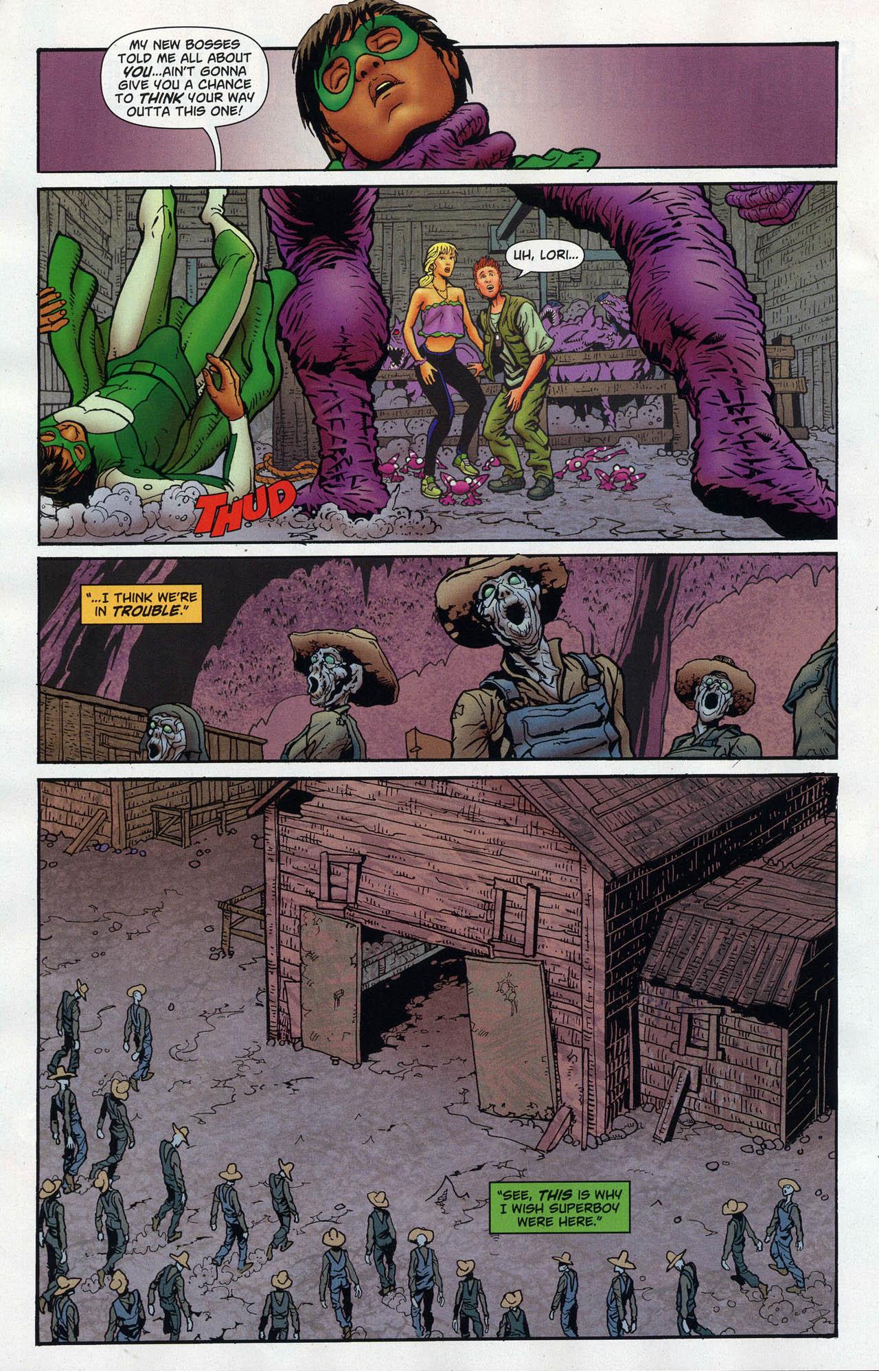 Superboy [I] Issue #9 #9 - English 28