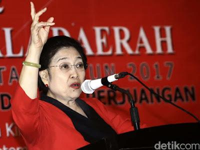 Bicara Demo 4 November, Megawati: Islam Kayak Gitu Siapa yang Ngajari? Begini Komentar Netizen