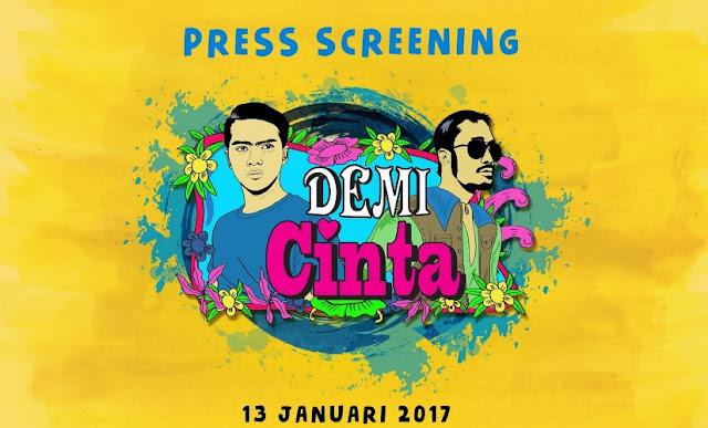 Film Bioskop Indonesia Januari Paling Ditunggu