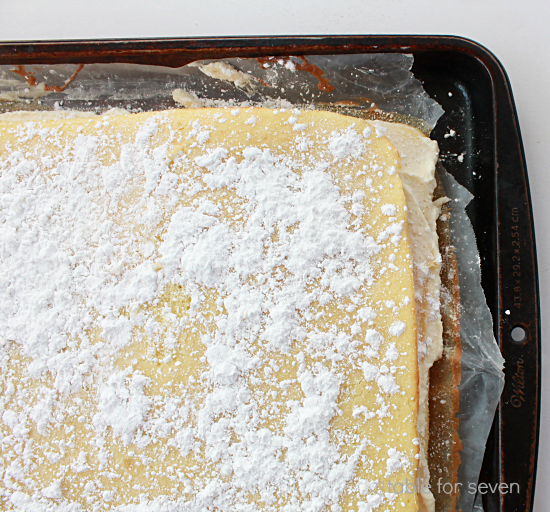 Swedish Flop Cake