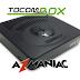 Tocombox Soccer ACM Primeira Atualização v1.001 - 13/11/2017