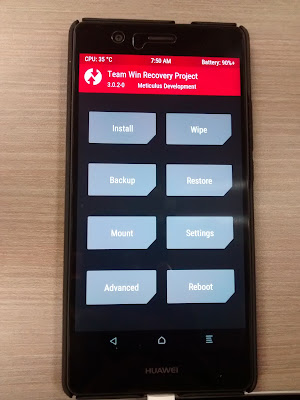 [RECOVERY][3.1.1-0] TWRP for hi6250 devices … | Huawei P9 Lite