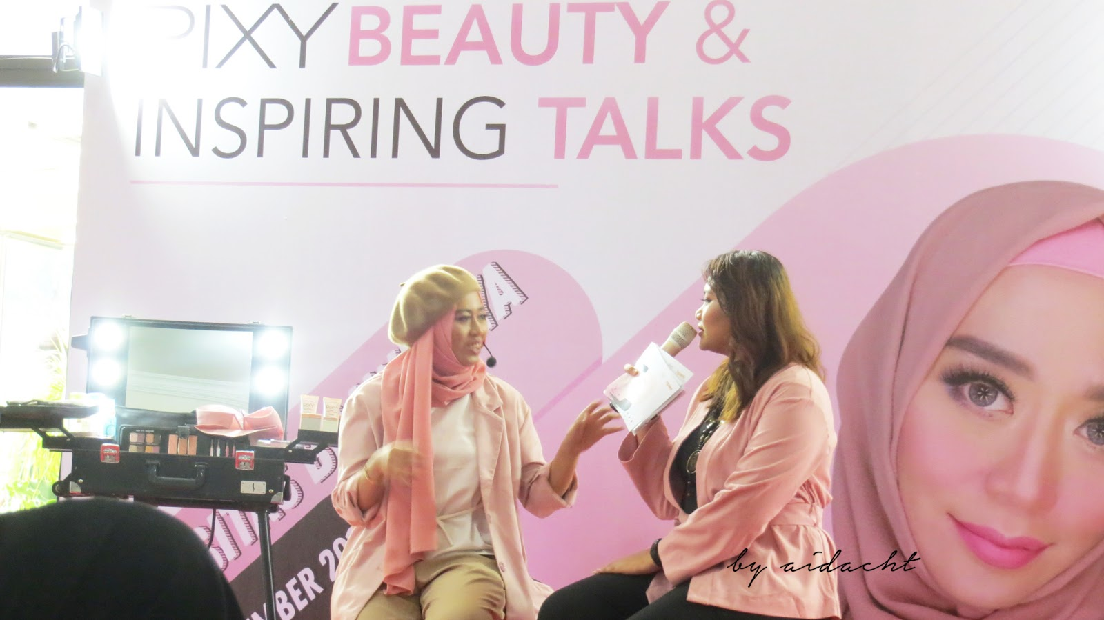 Pengertian Cantik Forever In Love Pixy Beauty Inspiring Talk In Malang Eventreport