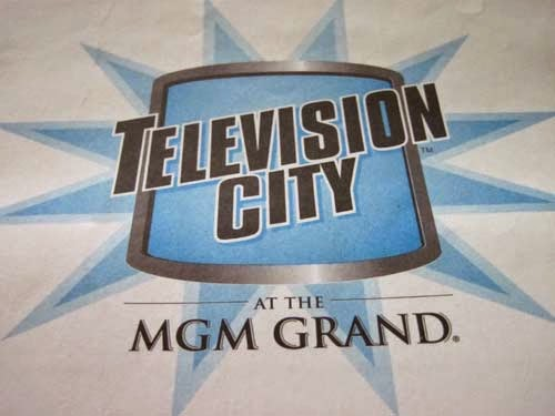Televison City at the MGM Grand