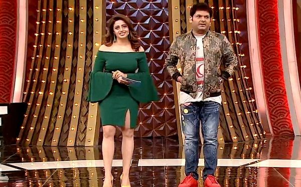 Neha Pendse in Family Time with Kapil Sharma.