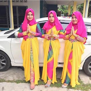 Model Baju Kebaya Lebaran