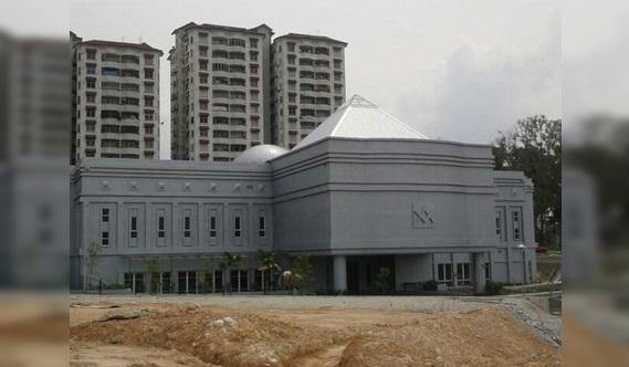 MasyaAllah, KUIL YAHUDI Baru Dibina di Kuala Lumpur bersebelahan Masjid Tabligh. Apa Sudah Jadi dengan Malaysia. Gambar Kedua Paling MENGEJUTKAN !!! Biar Betul