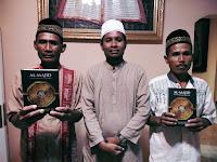 Rumah Baca Salahuddin Al-Ayyubi Tebar 1.000 Mushaf Al-Quran