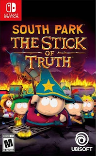 South Park The Stick of Truth Switch NSP