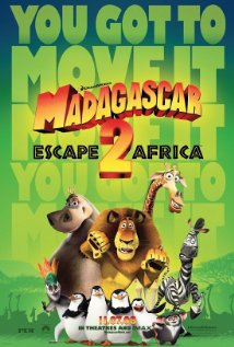 Marty, Melman, Gloira and Alex in Madagascar 2: Escape 2 Africa //animatedfilmreviews.filminspector.com/2012/12/madagascar-escape-2-africa-2008-full-of.html
