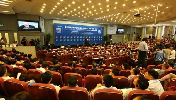 Foro Mundial de Paz en China finaliza con llamado al diálogo