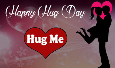 Happy Hug Day Whatsapp DP Profile