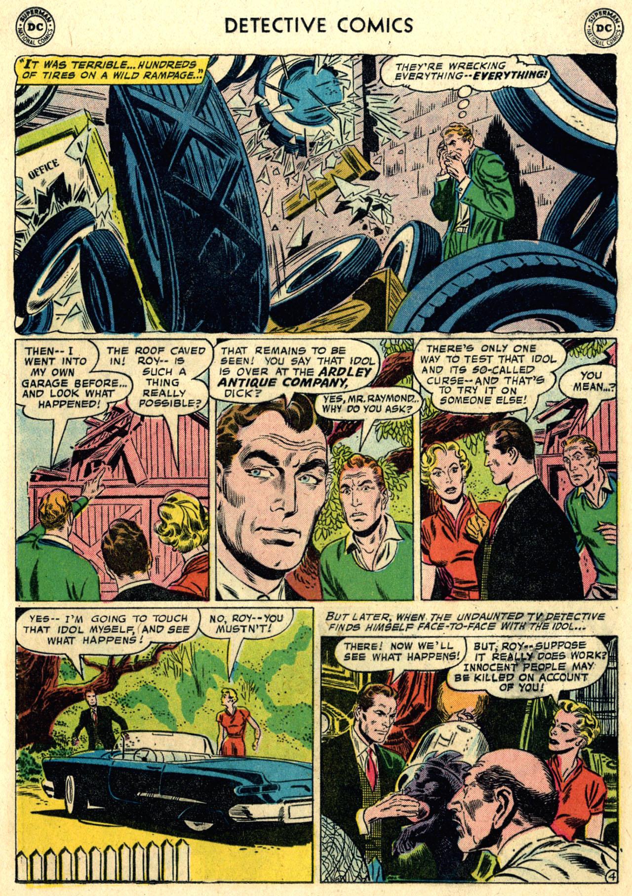 Read online Detective Comics (1937) comic -  Issue #258 - 21