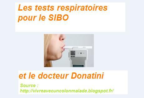 docteur Donatini, breath test