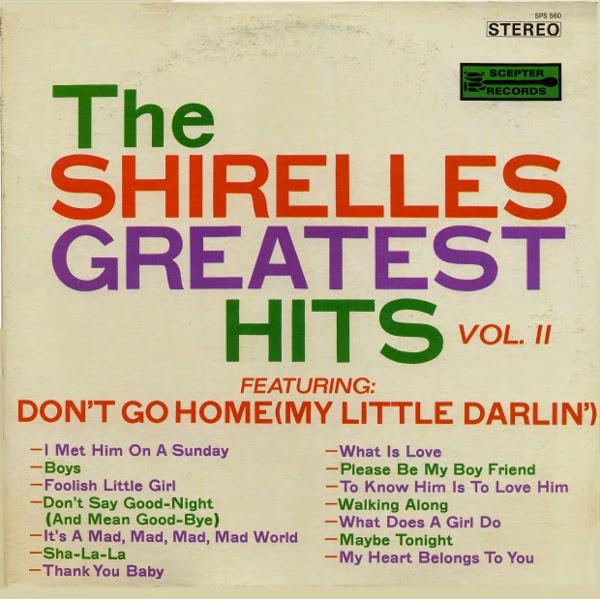 Doowopheaven: The Shirelles - Part 1