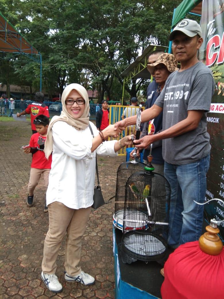 Dari Rakyat Sampai Pejabat Hobi Burung Pleci Sampai Cucak Rowo Liputansumsel Com
