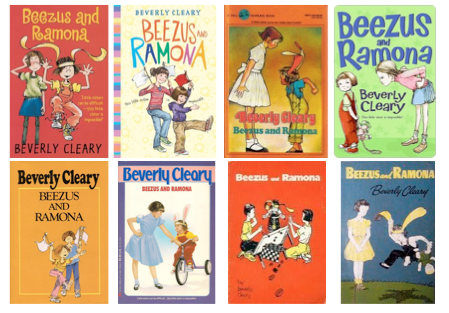 Becky's Book Reviews: Beezus and Ramona (1955)