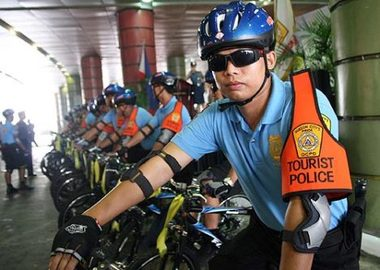 Tourist Police in the Philippines