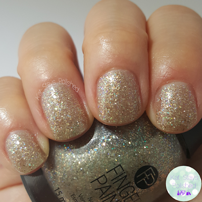 FingerPaints New Feb 2016 Shades - Umber-Ella | Kat Stays Polished