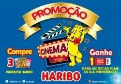"""Cadastrar Promoção Haribo Balas Ganhe Ingresso Cinema """"Cinema Com Haribo"""""""