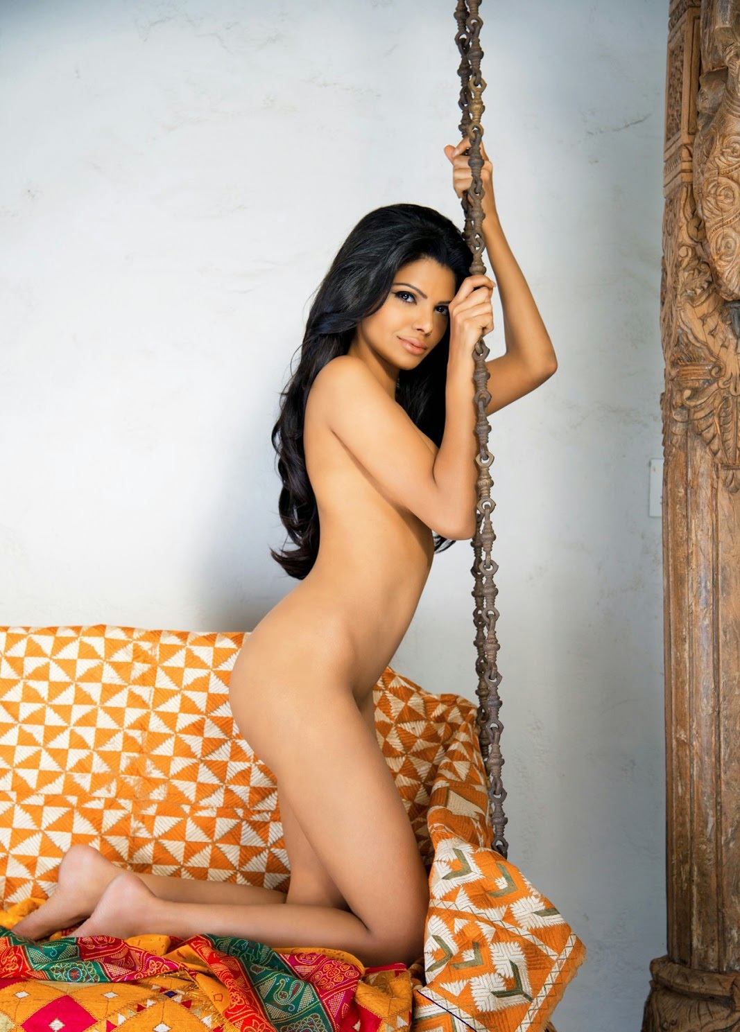 sherlyn chopra topless video