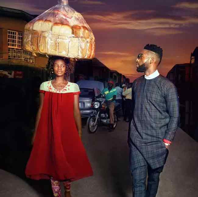 Where is Olajumoke the Bread Seller? Charles Novia asks