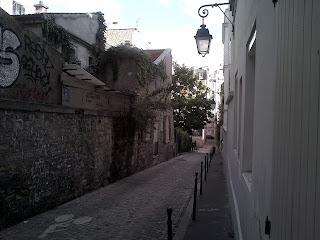 Buttes-aux-Cailles, une allure village.