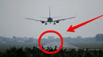 Astaghfirullah, Tanda Kiamat Muncul di Bandara Adisucipto Jogjakarta. Berikut Penjelasannya !!