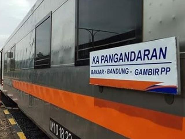 Jadwal Keberangkatan dan Harga Tiket KA Pangandaran Jurusan Gambir - Bandung - Banjar
