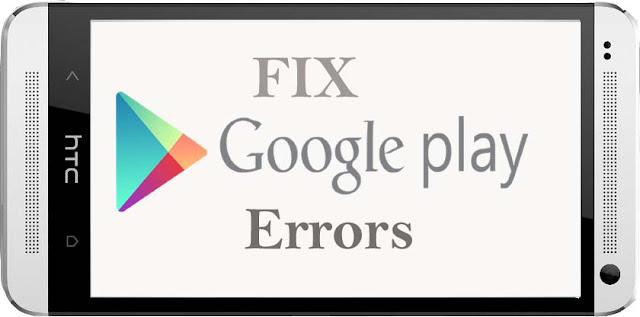 Cara Mengatasi Kesalahan Server [RPC:S-7:AEC-0] Saat Download di Playstore