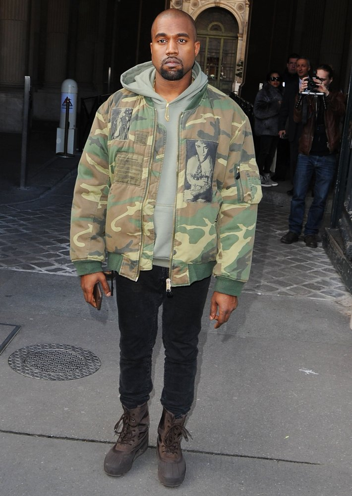 Hiphopfashionwear Blog Men 39 S Hottest Fashion Style 2016 Kanye Wearing Oversized Dab Green