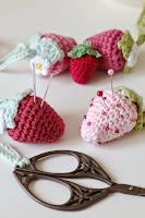 Cherry Heart Gypsy Shawl
