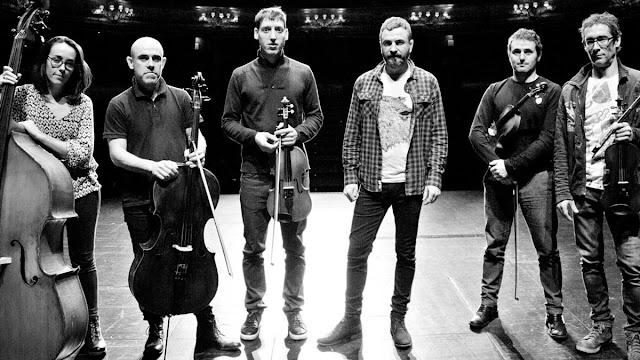 Eñaut Elorrieta y Kaabestri String Ensemble