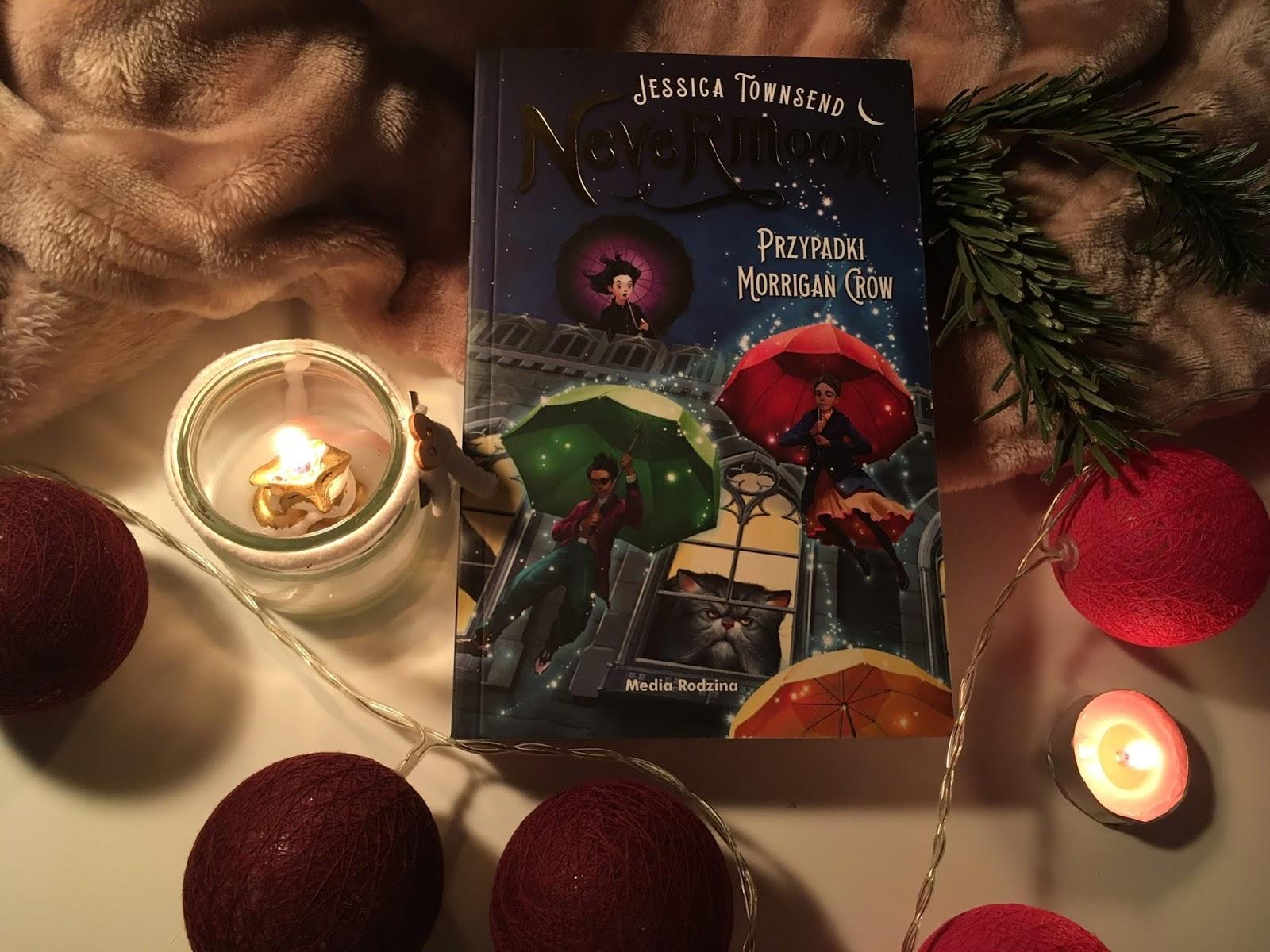 Nevermoor #1: Przypadki Morrigan Crow - Jessica Townsend