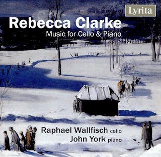 Rebecca Clarke - Raphael Wallfisch, John York - Lyrita