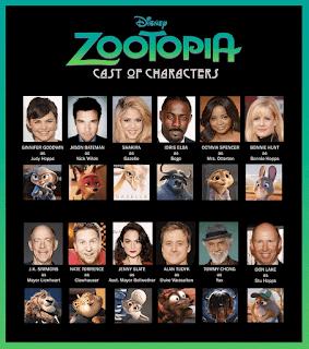 zootopia,動物方城市,優獸大都會,瘋狂動物城