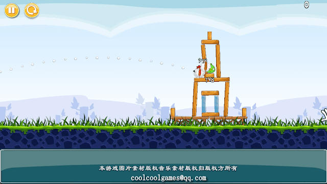 Angry Birds - Image du Jeu