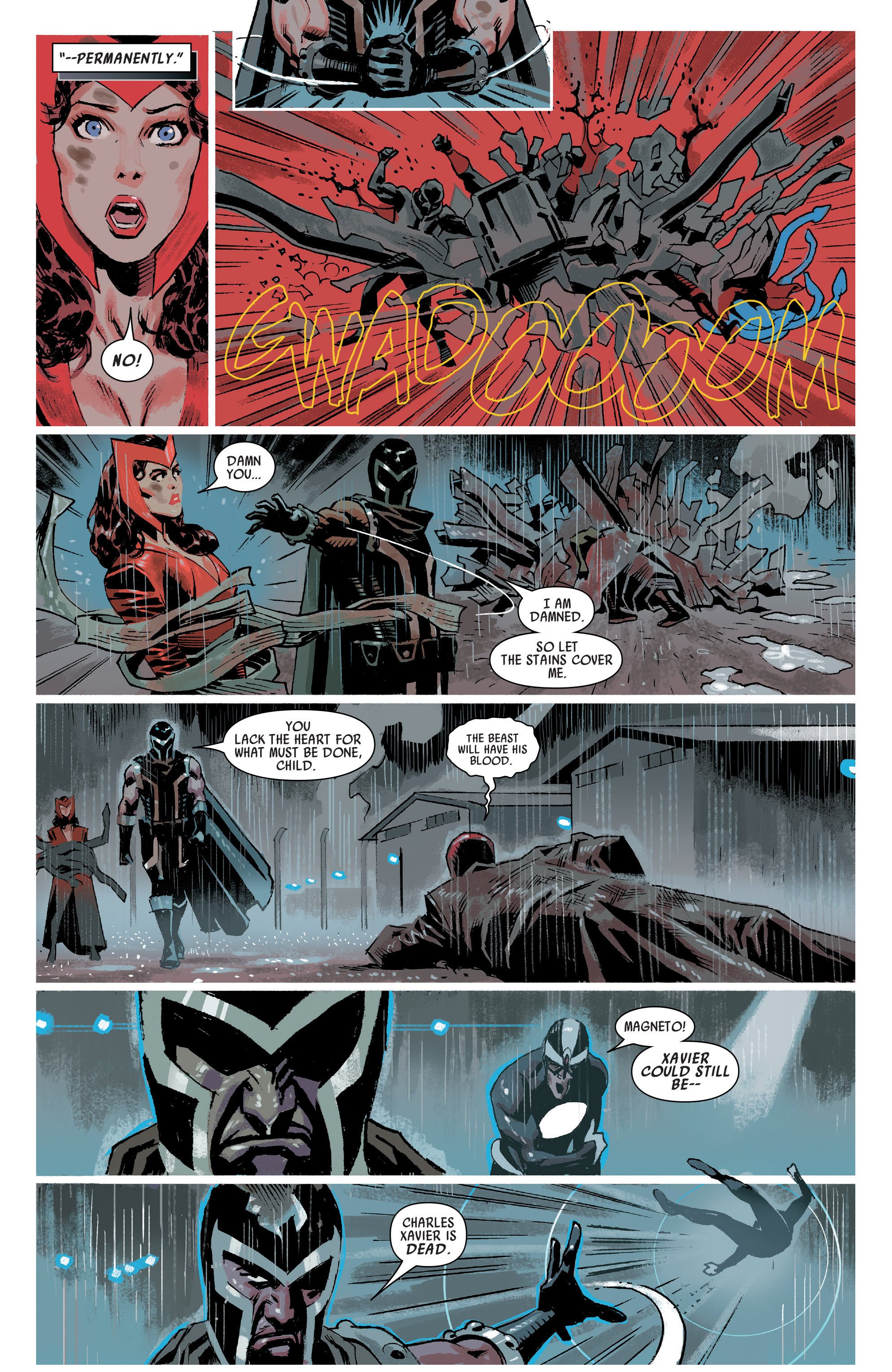 Read online Uncanny Avengers (2012) comic -  Issue #25 - 13