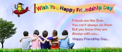 Happy Friendship Day Facebook Status Whatsapp Status