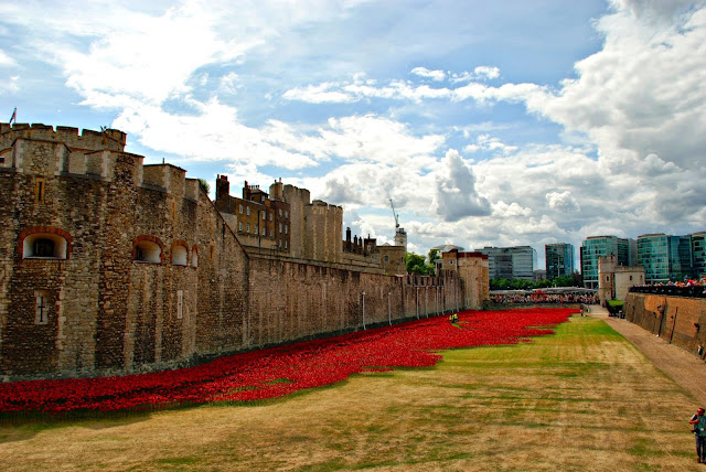 Blood Swept Lands and Seas of Red, Tower of London