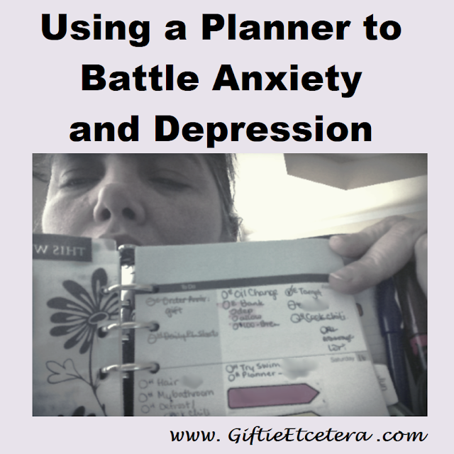 anxiety, depression, medical, planner, medical planner