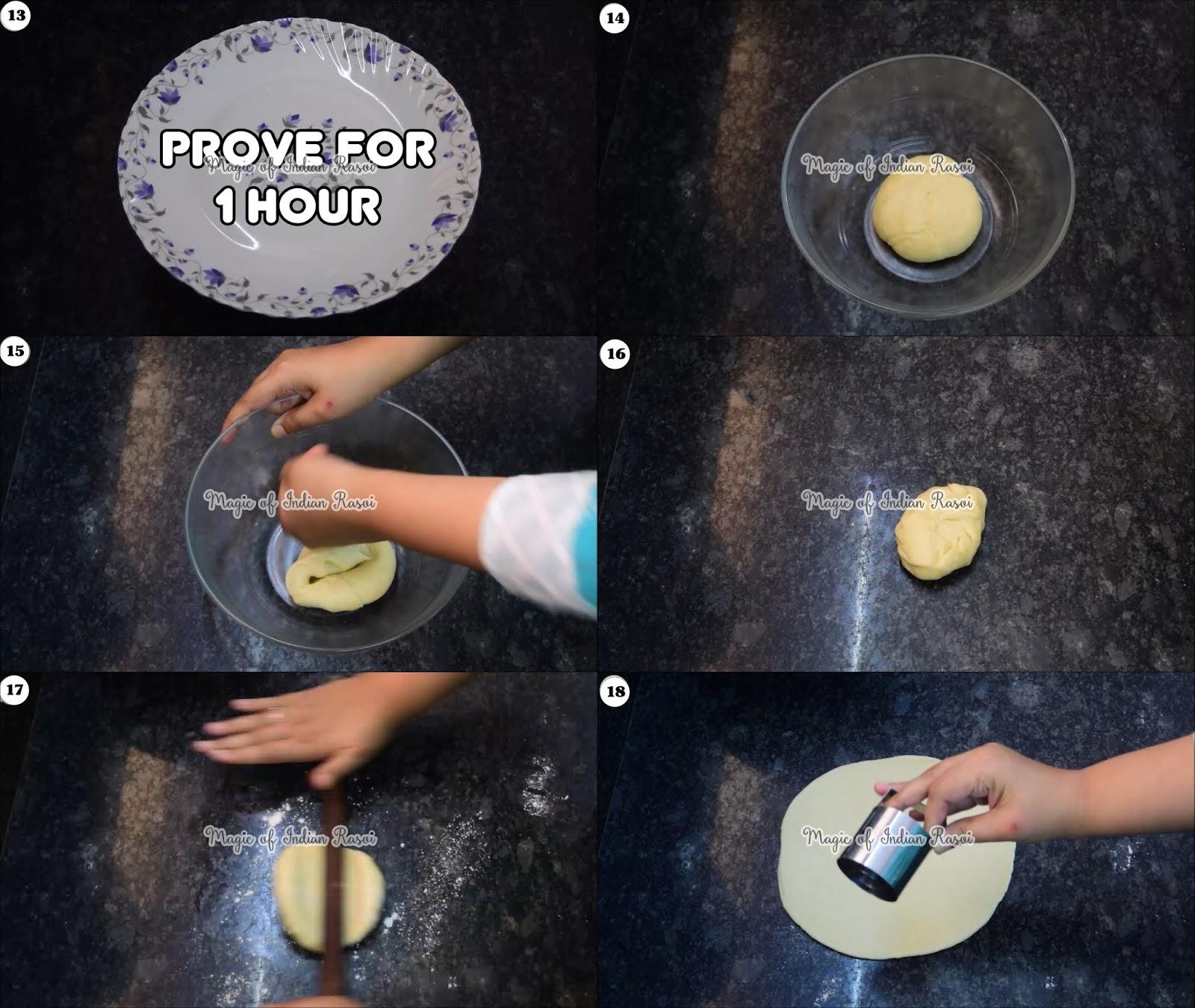 Eggless Donuts Recipe (Soft & Spongy) - 4