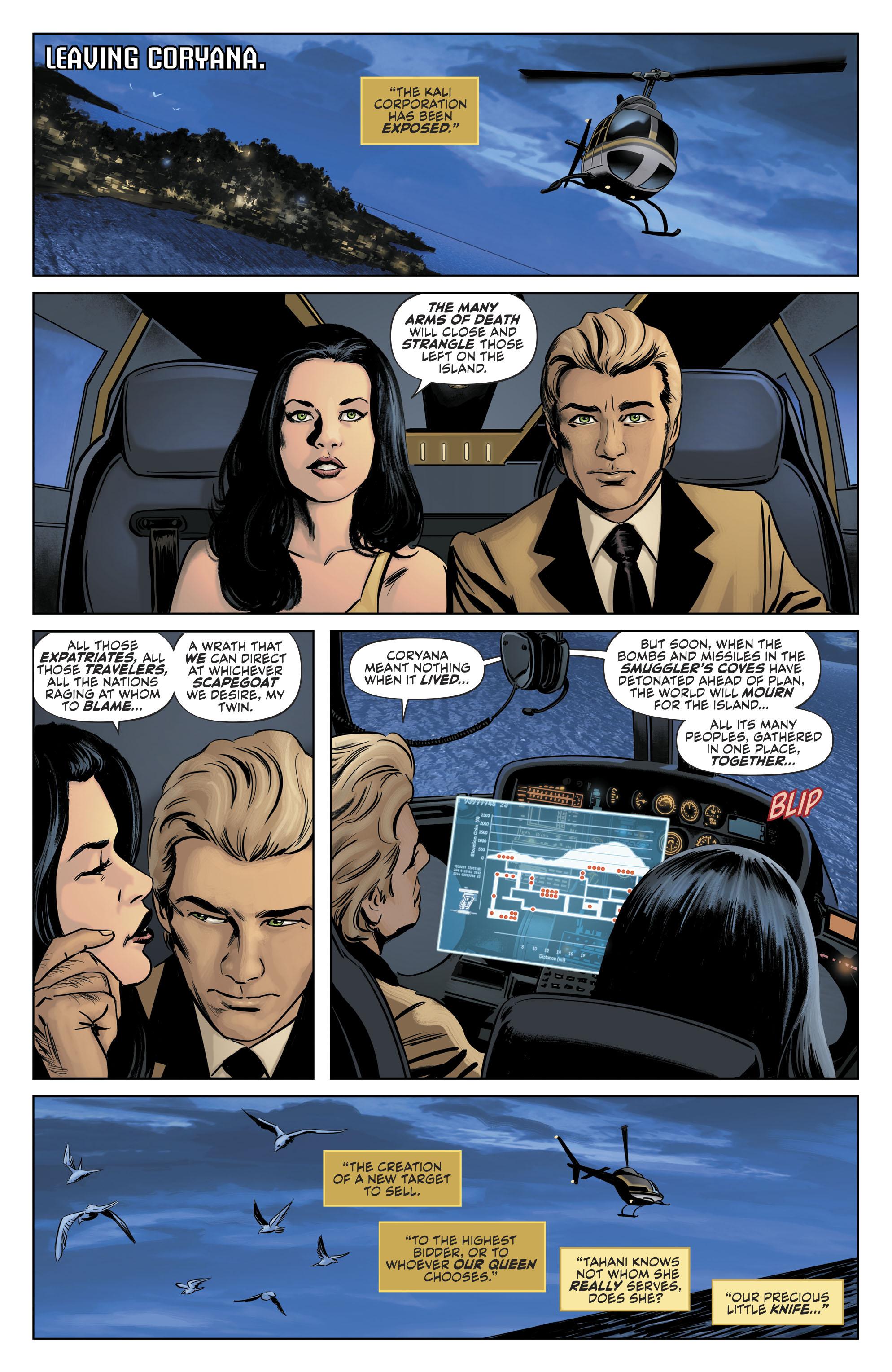 Read online Batwoman (2017) comic -  Issue #4 - 4