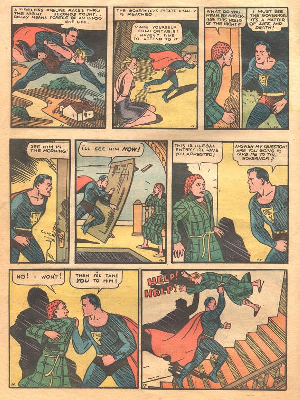 Action Comics (1938) 1 Page 3