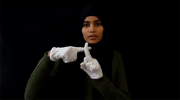 «Imagine» de John Lennon en langue des signes tunisienne