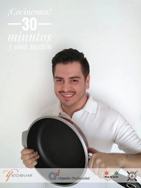 Alejandro Doyharzabal - clase de cocina