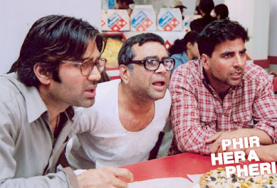 Phir Hera Pheri Movie, Phir Hera Pheri Movie Dialogues, some funny dialogues from Phir Hera Pheri Movie