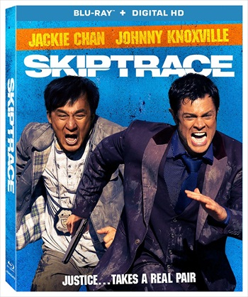 Skiptrace hindi dubbed movie