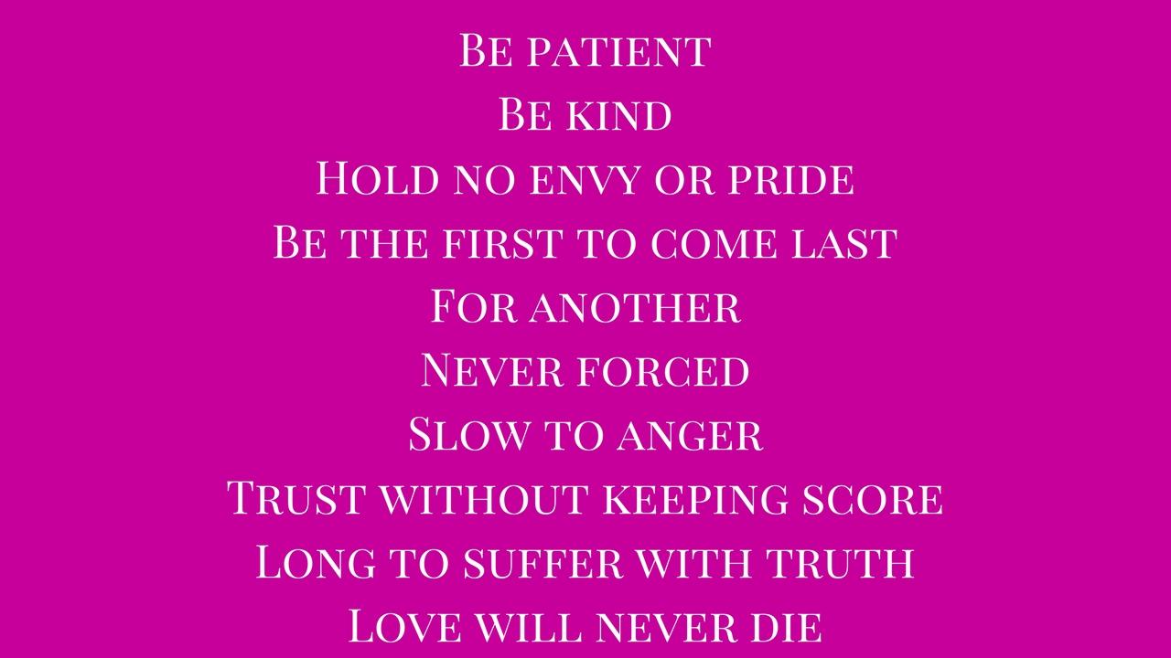 これらのうち最大のものは愛の歌詞です
